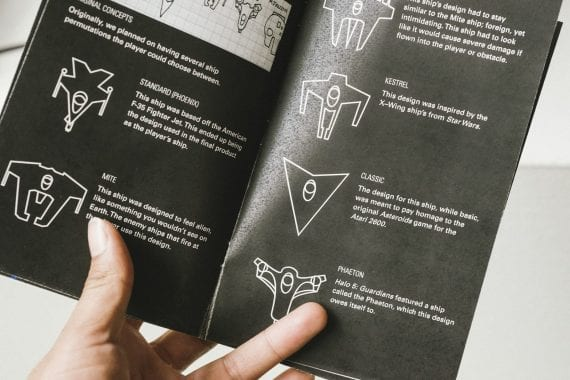 Spektrum Game Manual