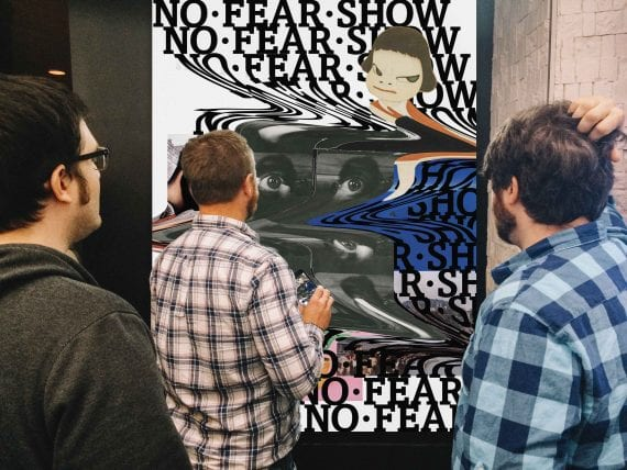 ShowNoFearShow Poster