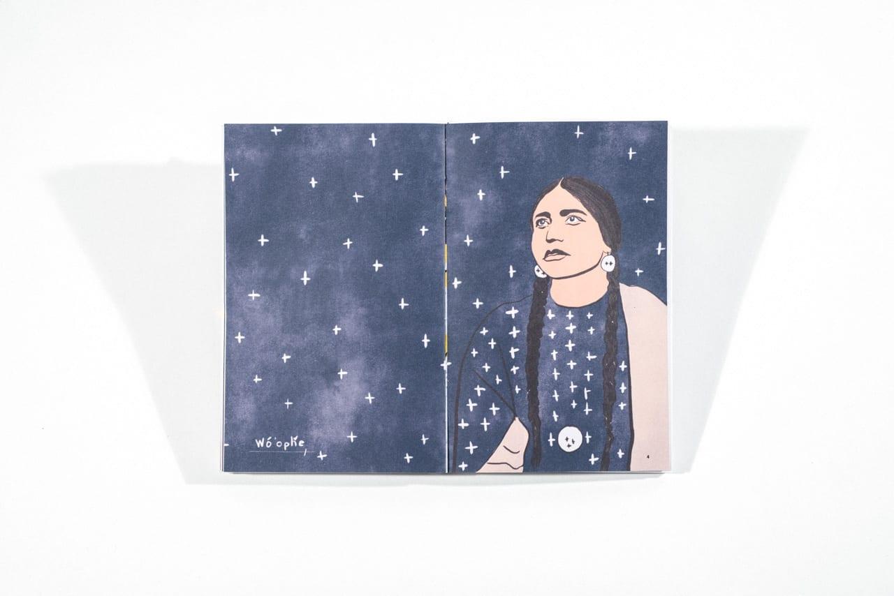 Ohúŋkakaŋ illustrated guide book for Lakota mythology.
