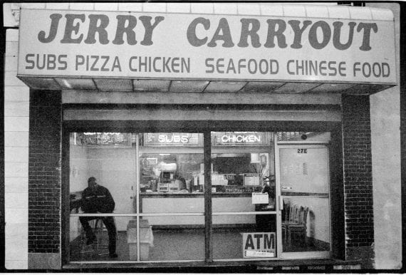 Photo of Jerry Carryout