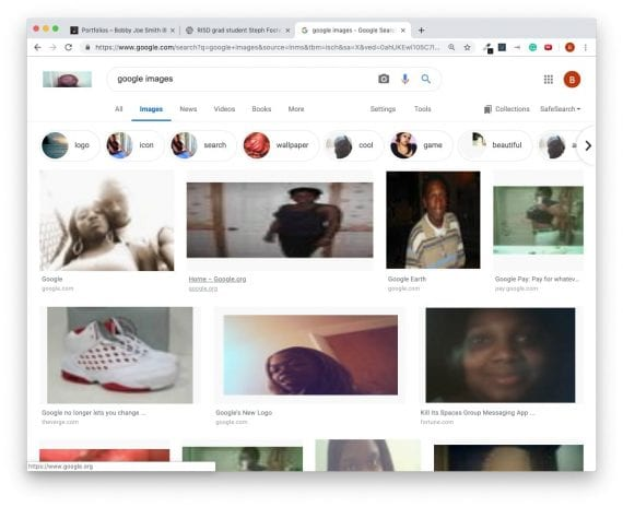 Blackify Chrome Extension