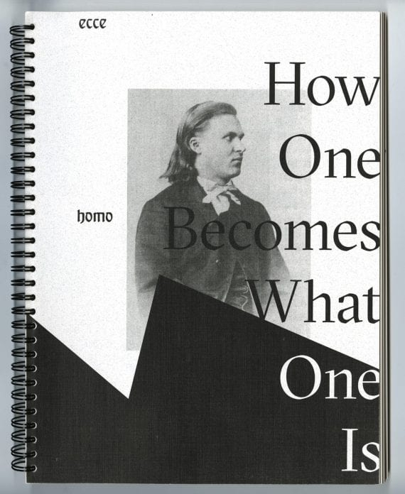 Ecce Homo Publication Cover