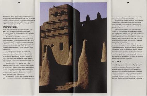 Old Towns of Djenné Site Publication