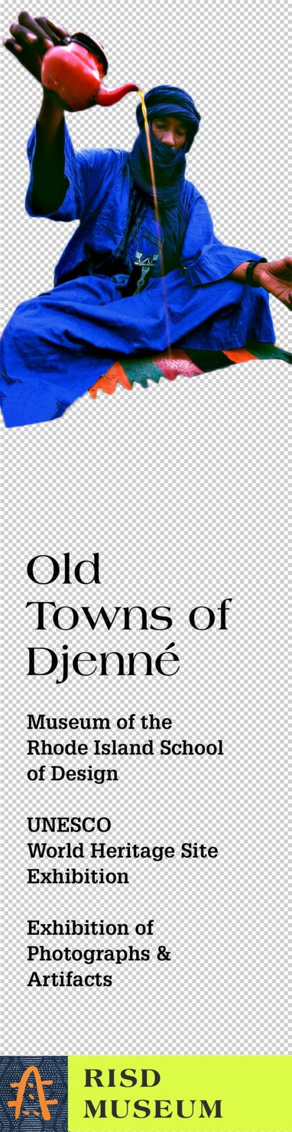 Old Towns of Djenné Travel Ad