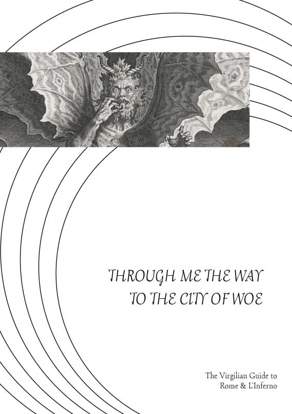 Through Me the Way to the City of Woe Publication Cover