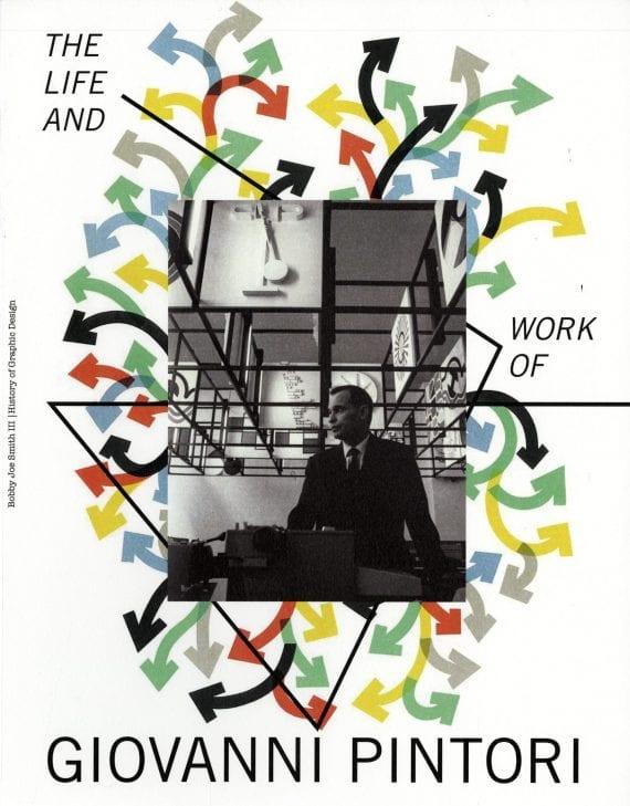 Tibor Pintori Timeline Cover