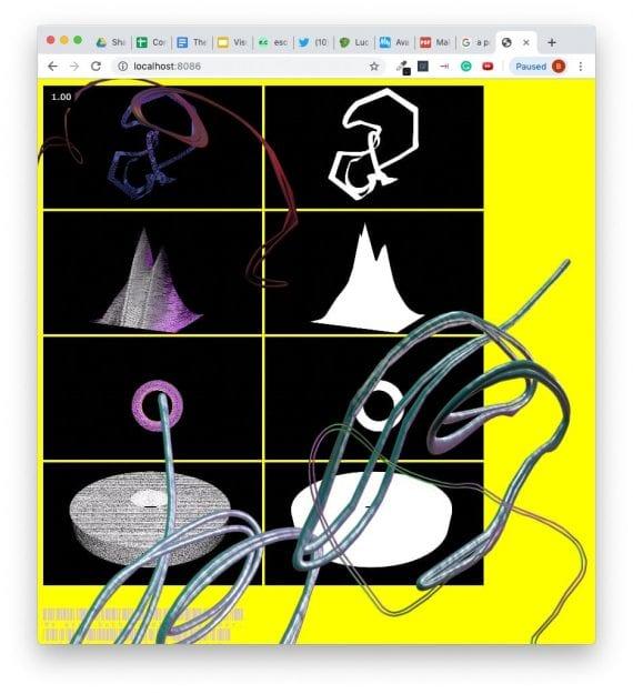 Wire Form Web Publication